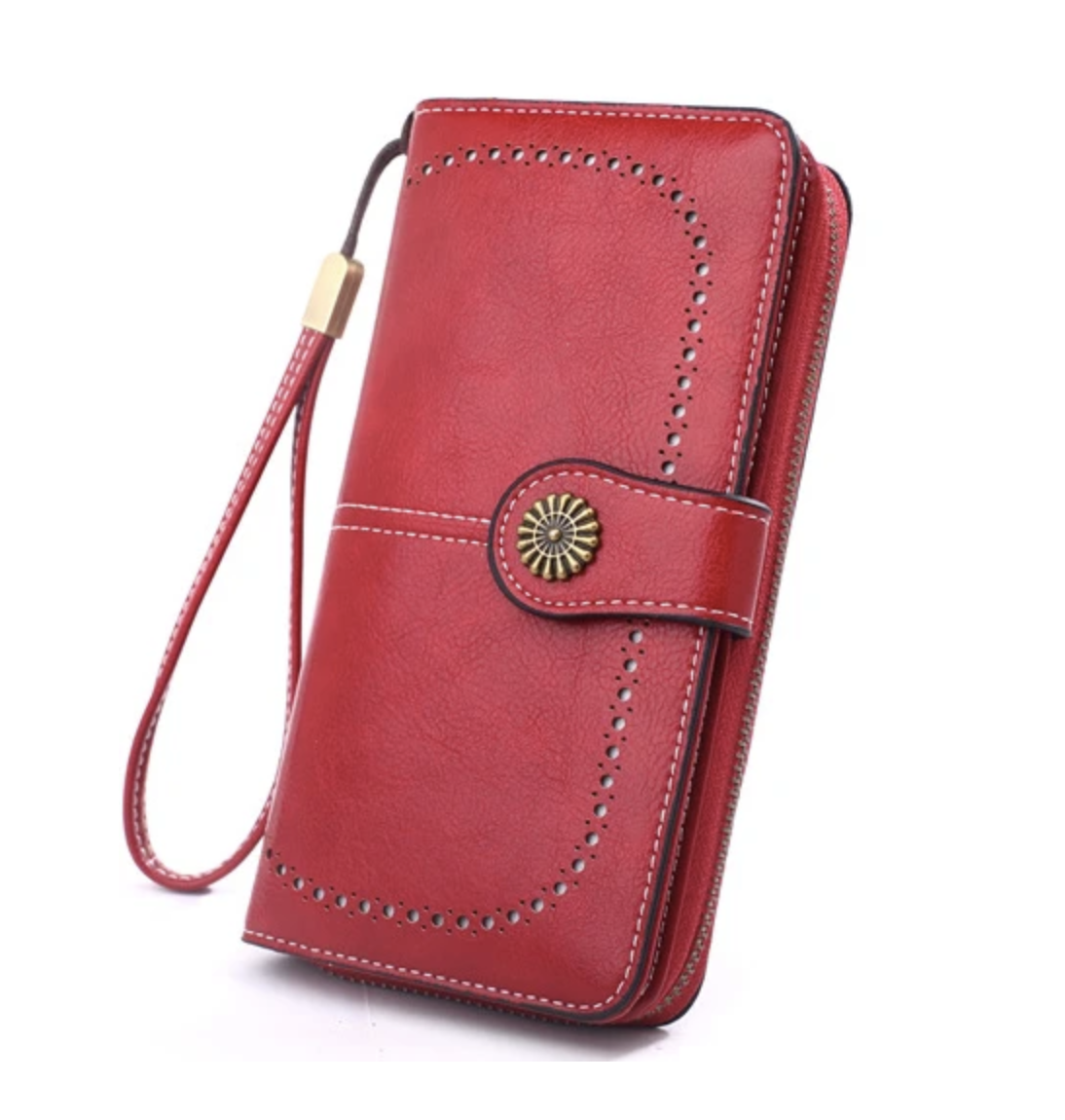 🔥50%OFF-TODAY🔥Women Leather Wallet