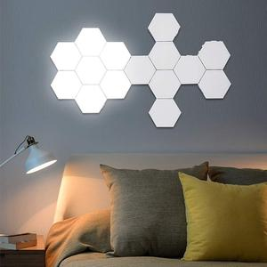 DIY Touch-Sensitive LED Honeycomb Night Lights