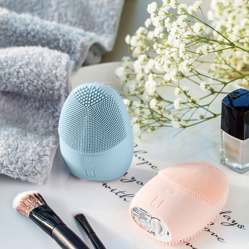 Silicone Electric Cleansing Brush