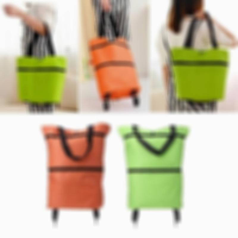 (Last Day Promotion 60% OFF)Foldable Eco-Friendly Shopping Bag