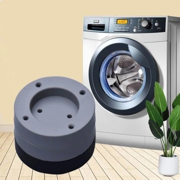 【Buy 1 get 1 free for a limited time】Anti-slip And Noise-reducing Washing Machine Feet