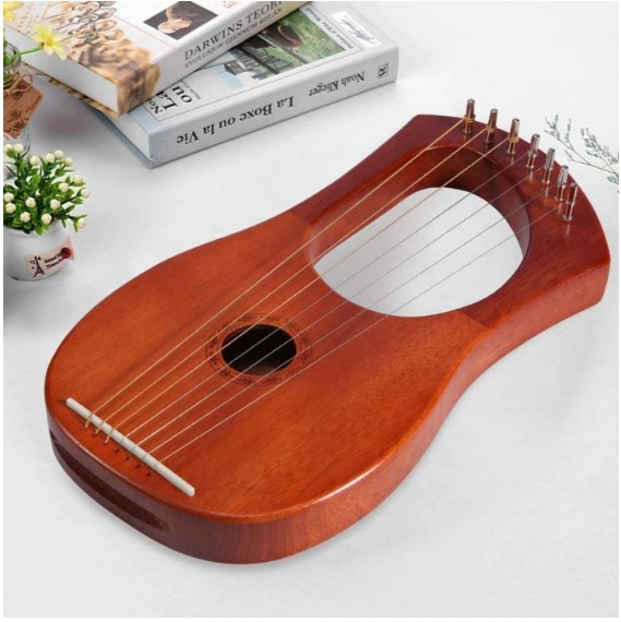 The sound of nature-Lyre Harp