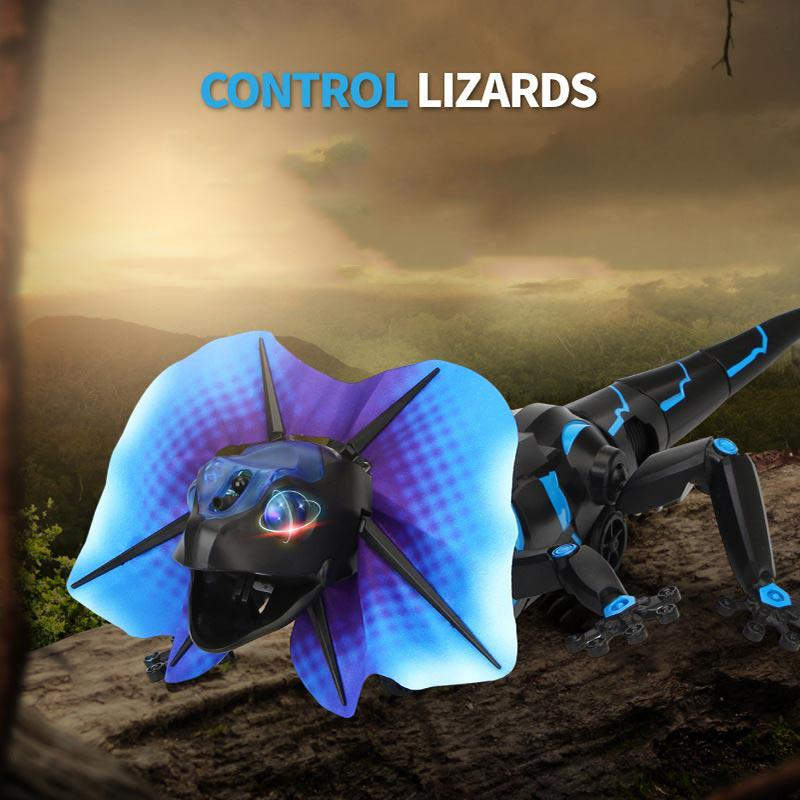 Remote control infrared lizard🦎🦎Free shipping worldwide