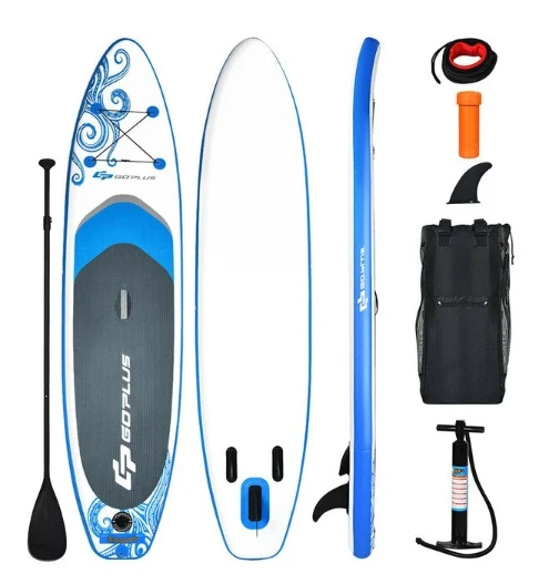 The Inflatable Stand Up Paddle Board