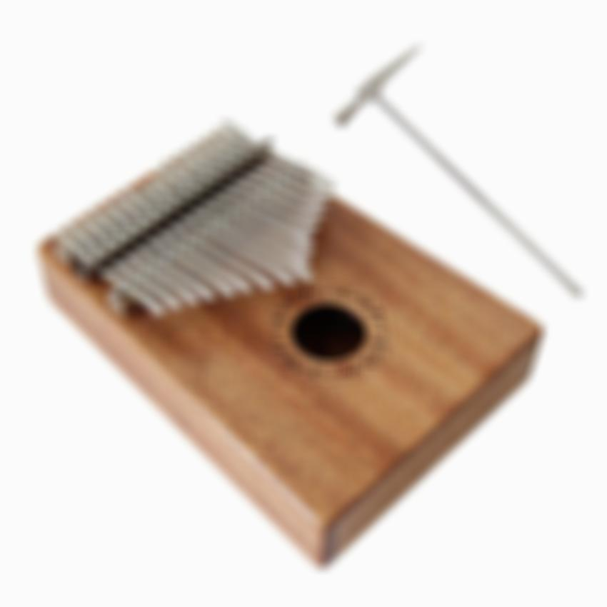 Free shipping——Gorgeous 17 Keys Kalimba(Great Gifts For Children)