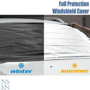 2020 Winter Sale-Magnetic Full Protection Windshield Cover