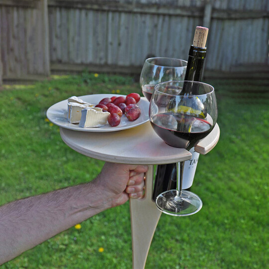 Mother's Day Gift🎁Outdoor Wine Table