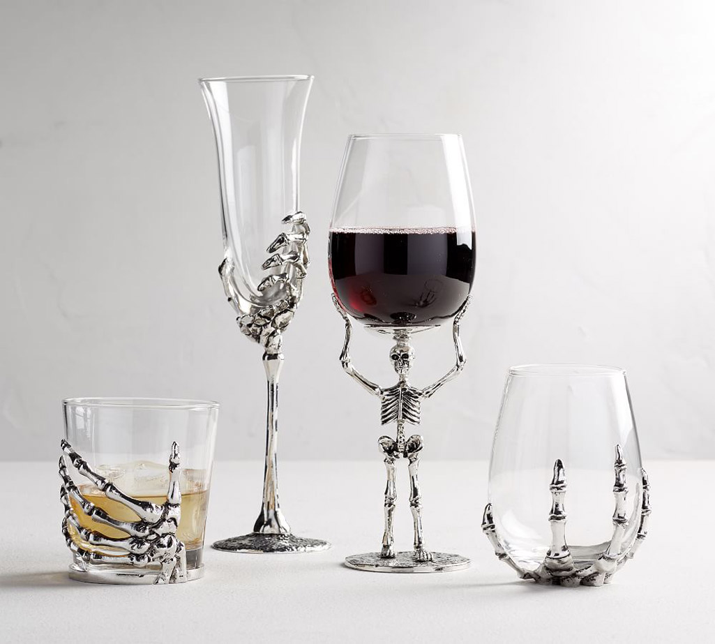 🔥49% OFF🔥Skeleton Wine Glass (BUY 2 FREE SHIPPING)