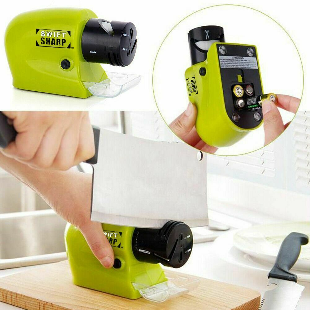 🔥50%OFF+🔥🔥Buy 1 Get 1 Free(2PCS)Professional Electric Knife Sharpener