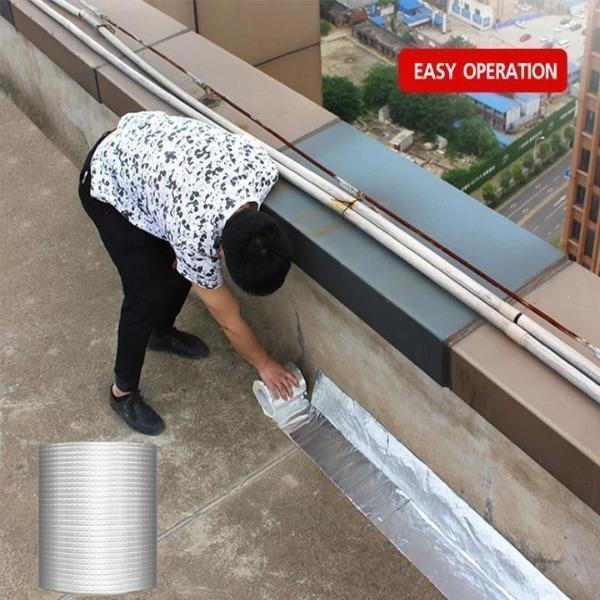 【Buy Four Get Two 】 Powerful Magical Repair Tape - Mend Any Leak And Crack