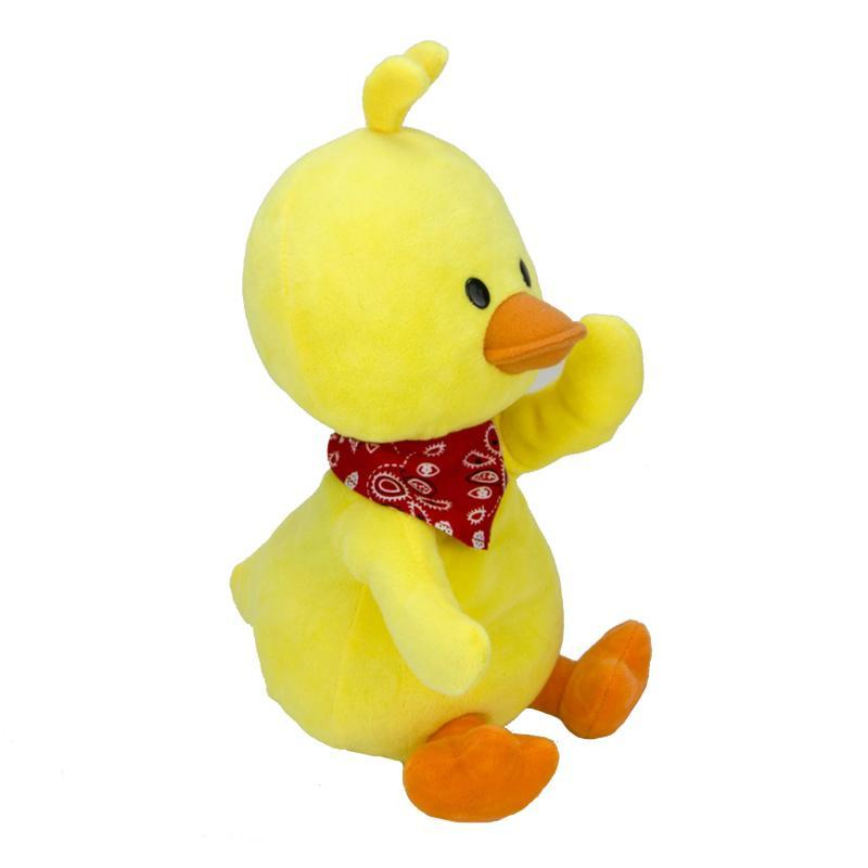 Electric Little Yellow Duck