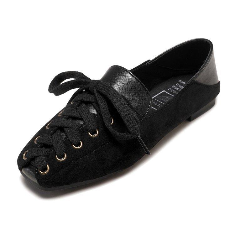 Korean stylish leisure loafer shoes