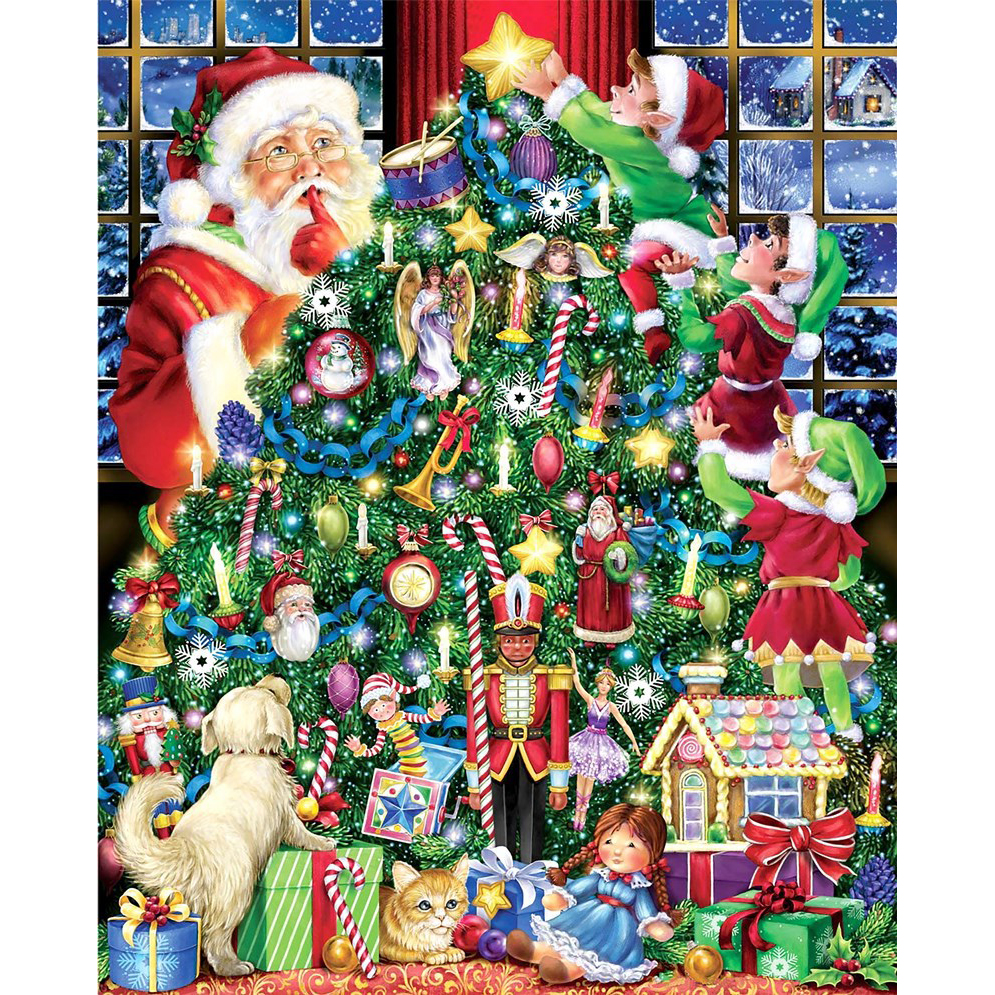 Limited Edition-Christmas Sale-2020 Commemoration Jigsaw Puzzle 1000 Piece