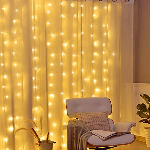 🎄Only $19.99 Buy 2 Get 1 Free🎄USB Powered LED Waterfall Light