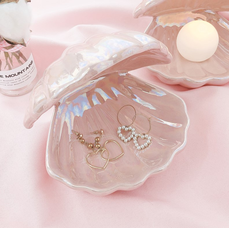 Shell pearl night light