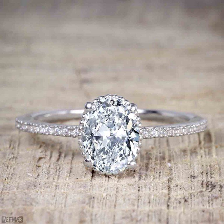 2020 New Rings For Women Platinum Setting Crystal Pendant Necklace Cheap Engagement Ring Sets Long Earrings