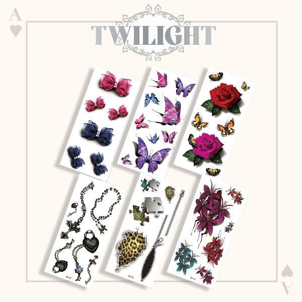 🔥Spring Promotion🔥2021 New 3D Waterproof Tattoo Stickers Buy 3 Get Extra 40% OFF