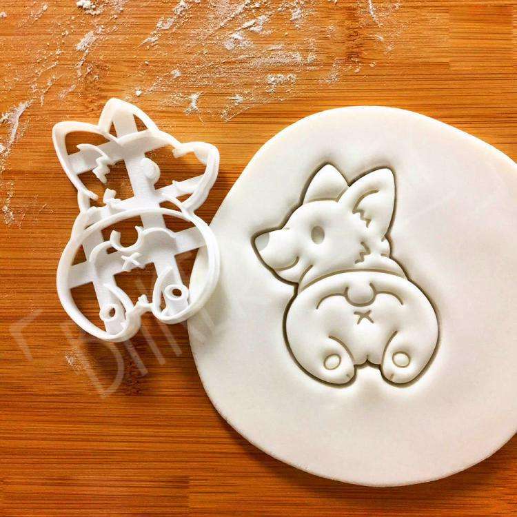 Corgi Cookie Cutters