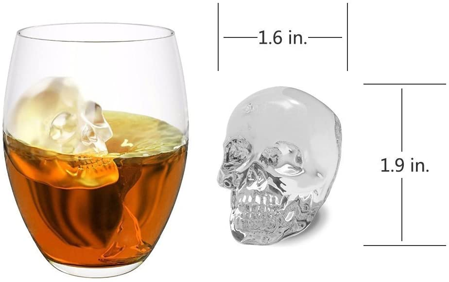 Summer Promotion 50% OFF - Skull Ice Cube