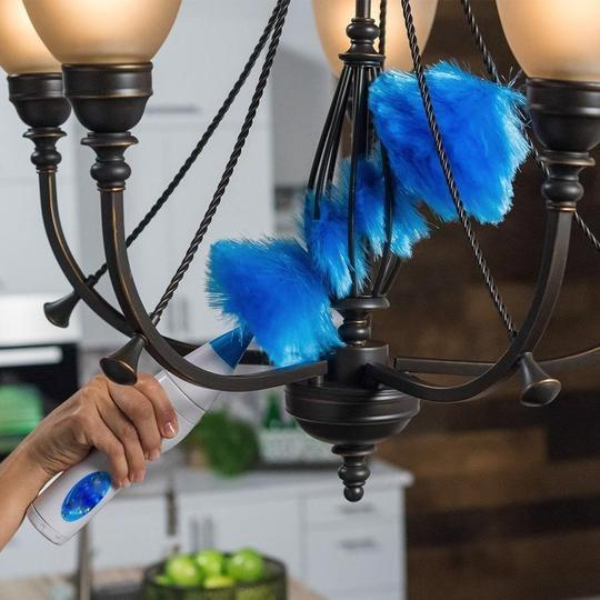 50% OFF TODAY   2019 New Hurricane Spin Duster Set