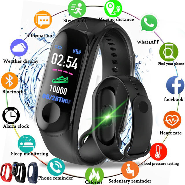 Today's Deal🔥ONLY $19.99🔥2 in 1 Waterproof Smart Watch with Bluetooth Earbuds