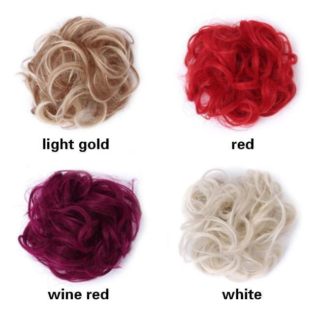 50%OFF-Stylish Hair Scrunchie(BUY 3 get Free shipping )