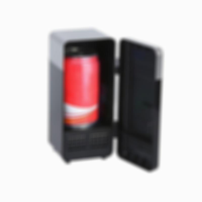 Mini Portable USB Powered Fridge Beverage Cooler and Warmer