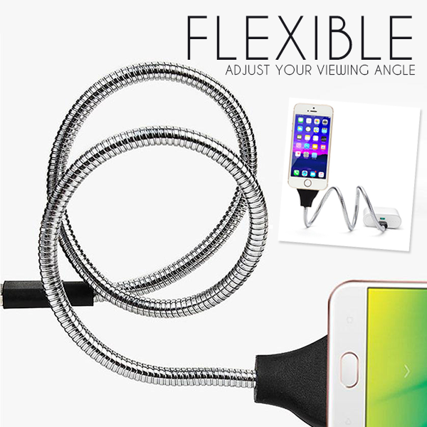 【Over $39 Free shipping】The perfect Lazy Stand Up Charging Cable
