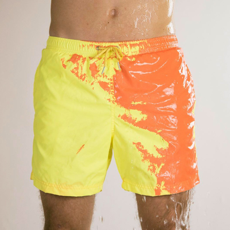 BUY 2 FREE SHIPPING-COLOR CHANGING SHORTS
