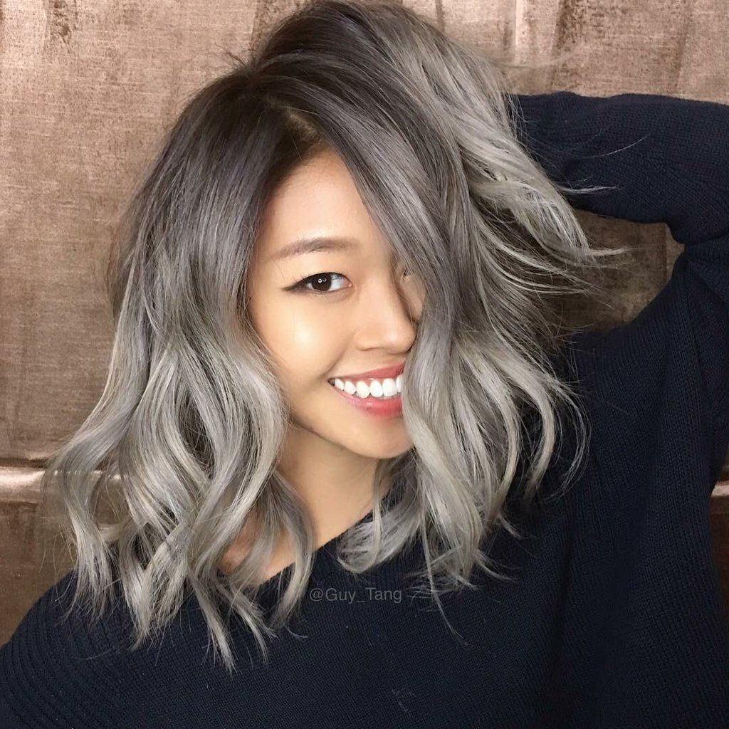 2020 Best Lace Front Wigs Grey Hair Cure 2019 Blue Green Hair Color Gray Wigs For African American Women Blue Rinse Wig