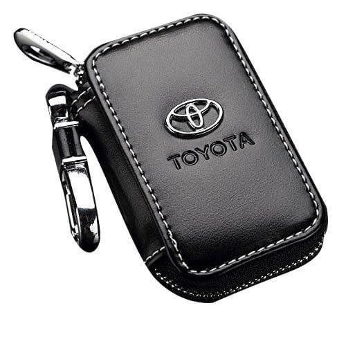 Car Key Holder Case Key Chain Wallet Bag Cover Fobs For BMW Mercedes Benz Mazda Honda Ford Audi and Other's All Car