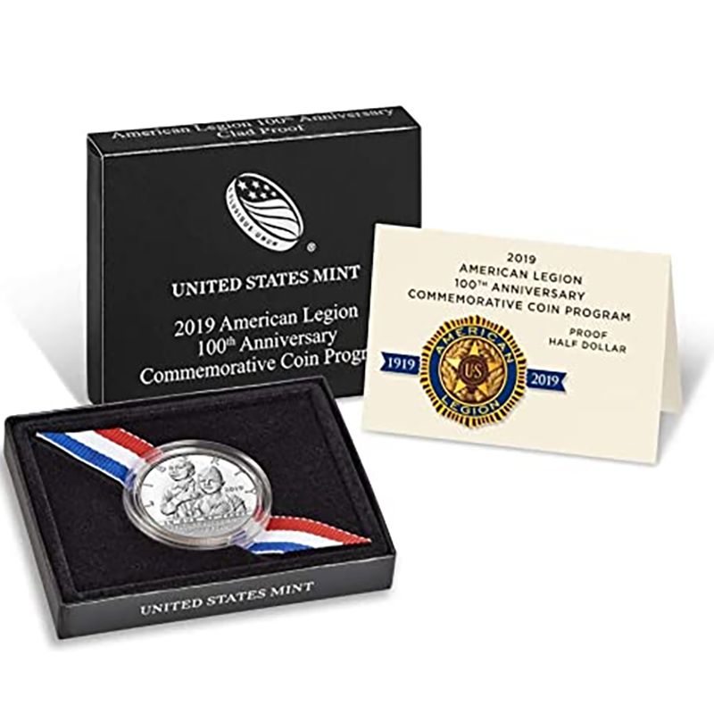 American Legion 100th Anniversary Commemorative Coin Program
