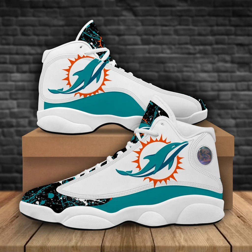 [Miami Dolphins] Sneaker Limited Edition!