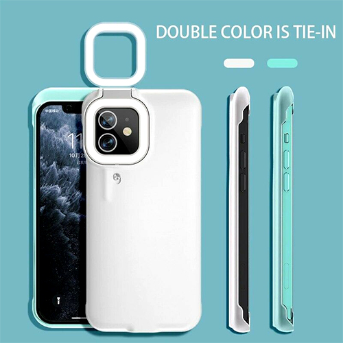 (50% OFF & Free Shpping & COD) Fill Light Mobile Phone Shell