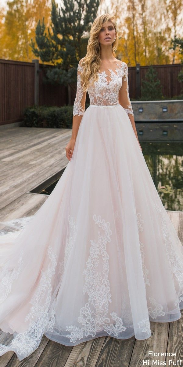 Fashion And Beautiful Best Wedding Dresses For Girl