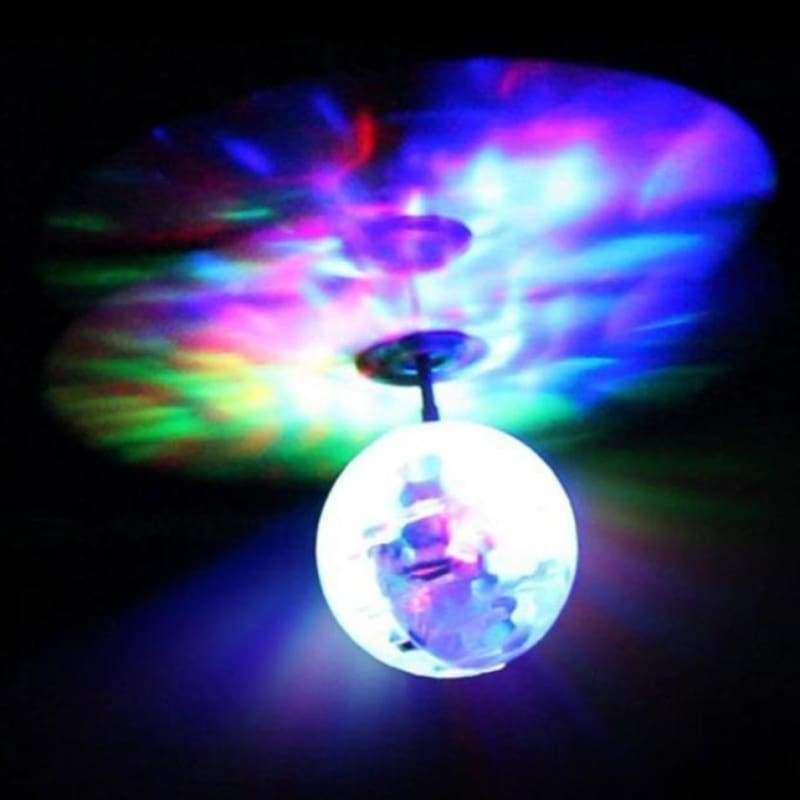Fantastic New Fashion Infrared Induction Flying Flash Disco Colorful LED Ball Helicopter Child Toy