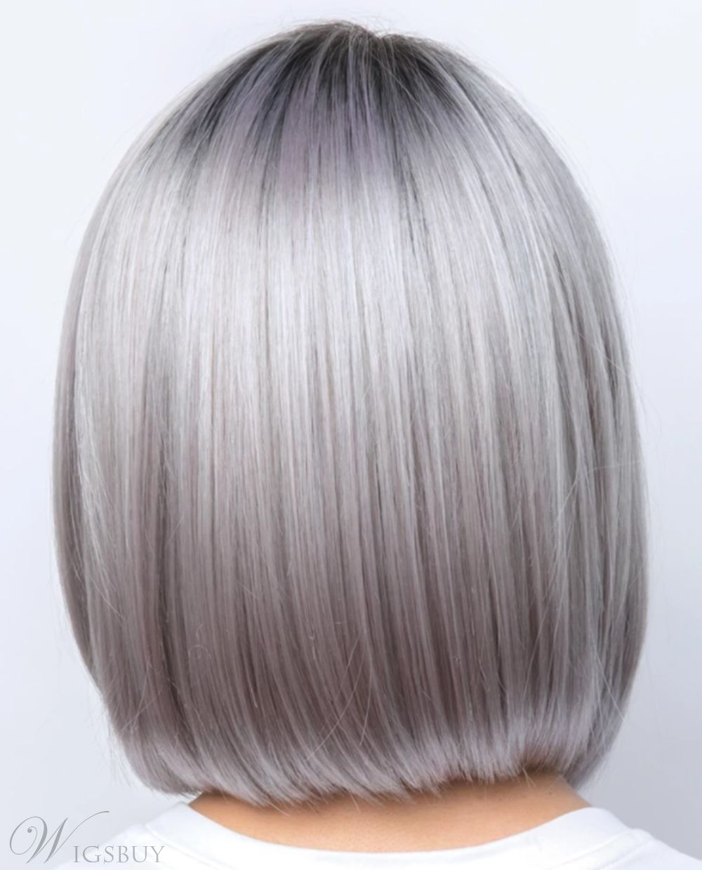 Gray Hair Wigs For African American Women White Cosplay Wig Gray Hair On Black Girl Karen Wig Copper And Grey Hair Black Cosplay Wig