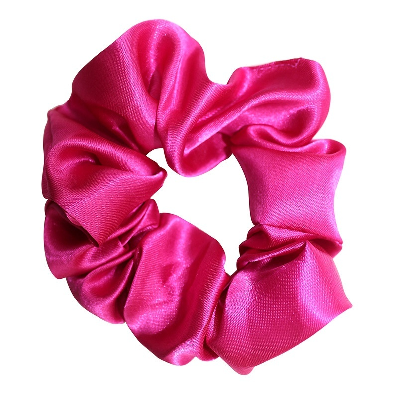 39 color new fabric hair ring hair rope multicolor hair accessories