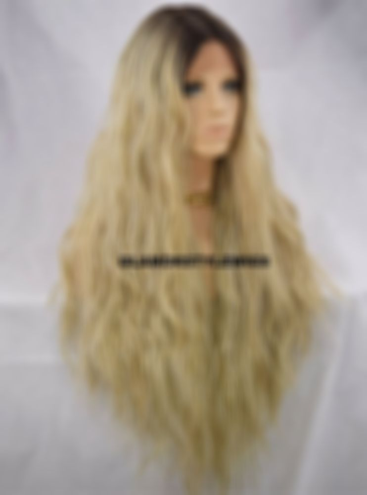 Lace Front Wigs Platinum Blonde Wig Strawberry Blonde Wigs For Sale Blonde Rainbow Wig