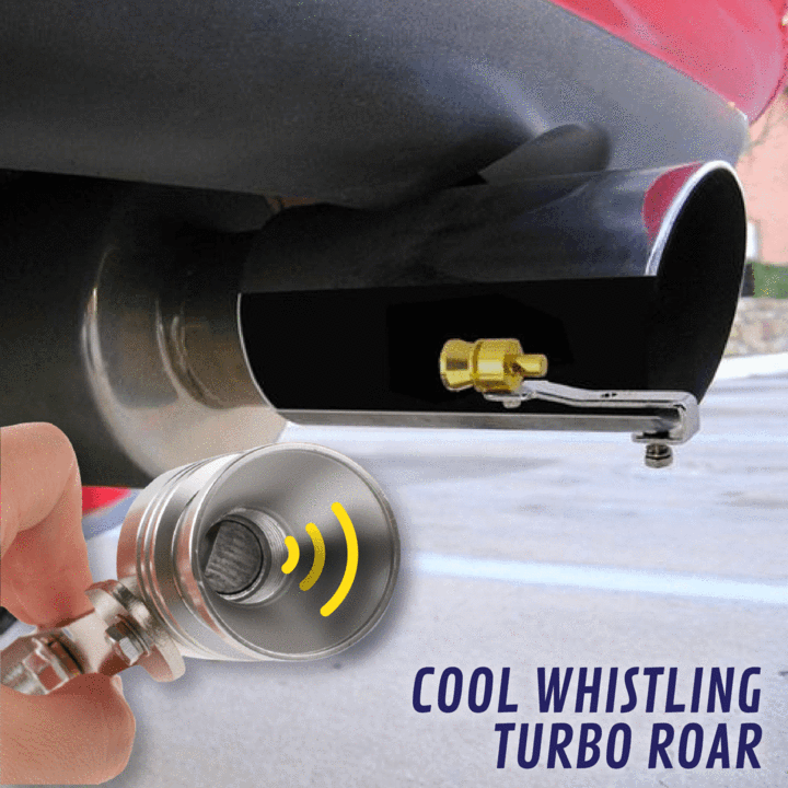 🔥Only $19.99!!🔥Car Turbo Exhaust Whistle