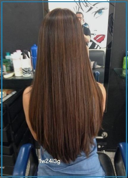 2020 New Straight Wigs Black Long Hair Wigs For African American Women Wigs That Look Like Real Hair For African American