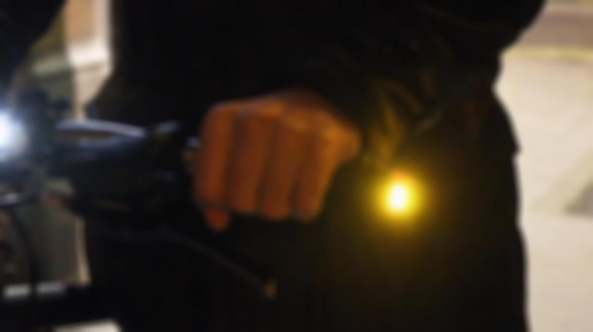 Snap Handlebar Lights