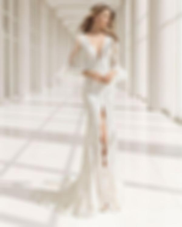 Fashion And Beautiful Luxury Wedding Dresses For Girl