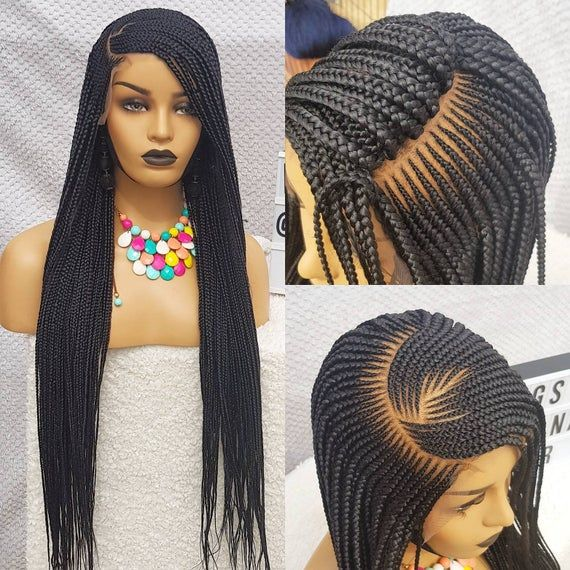 Best Braiding Hairstyles African American Hair 715 Store Fancy Dress Wigs One French Braid Wig Store