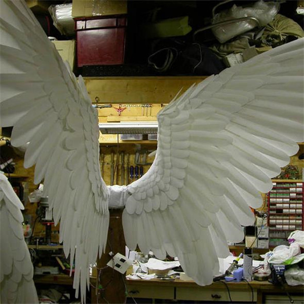 ⚡Buy 2 Free shipping⚡-Halloween 3D Angel Devil Big Wings