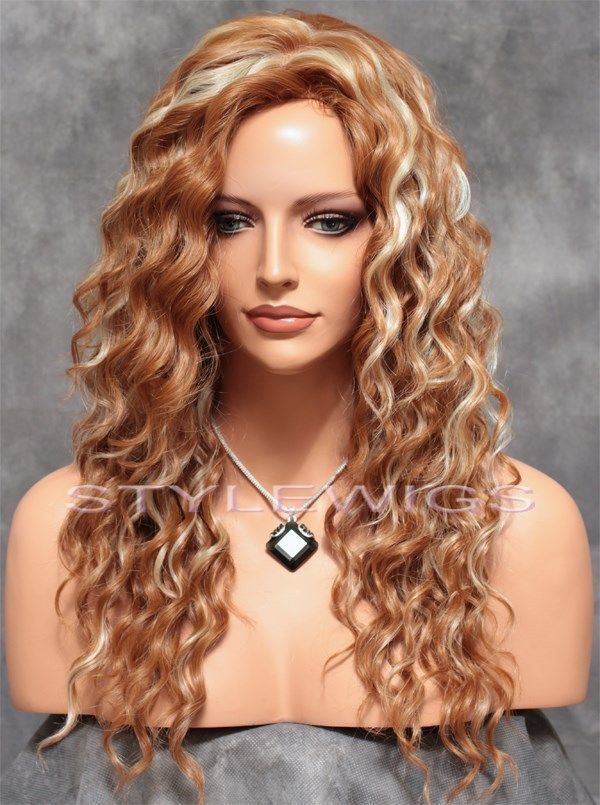 2020 Fashion Ombre Blonde Wigs Best Cheap Lace Front Wigs Human Hair
