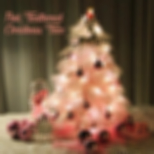Arosetop (15% Off) Artificial Pink Christmas Tree With Clear Lights Rose Gold Christmas Tree Tabletop Decor Christmas Decorations