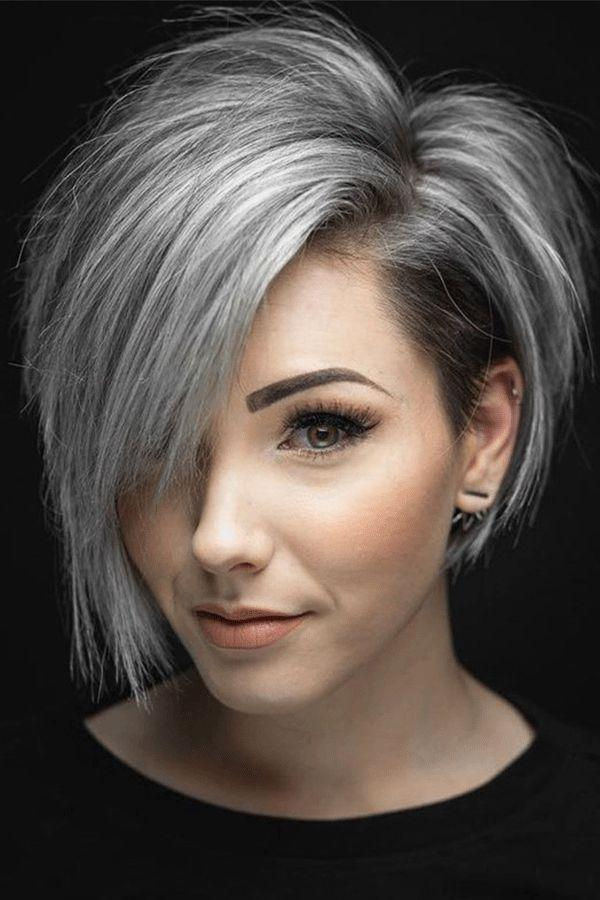 Gray Wigs Lace Frontal Wigs Dye Your Hair Silver At HomeBlonde To Gray