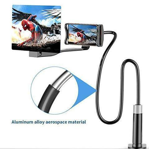 2 in 1 Mobile Phone HD Projection + Bracket Stand