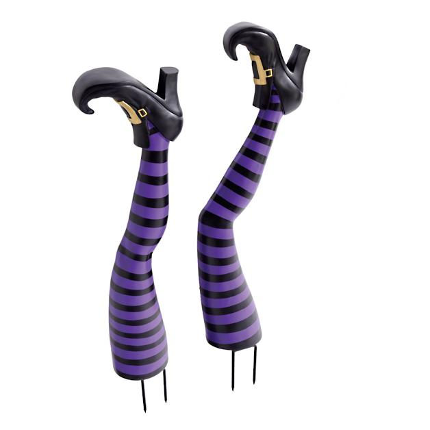 Witch Leg Stakes, Set Of Two